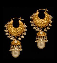 Photo shoot styling - Indian jewelry