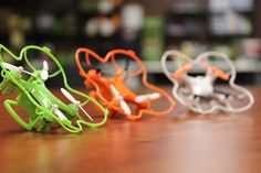 """""""The Nano Drone for Beginners is a great introduction to quadcopter flight, letting new pilots learn the ropes and become comfortable with the technology,"""""""