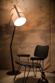 Diesel and Foscarini floor lamp