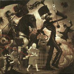 Gerard Way Black Parade   My Chemical Romance - The Black Parade by James Jean, Gerard Way