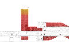 nodopfc: Terminal de Pasajeros en Tánger MED