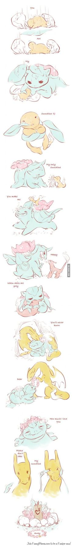 Sad Pokemon story. I'm just going to go cry in that corner over there...