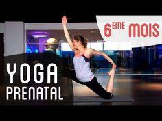 Yoga prénatal - 6ème mois de grossesse