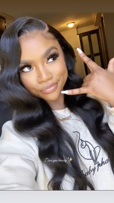 2019 Fashion Body Wave Lace Front Wig - Wow, this wig is life, . 2019 Fashion Body Wave Lace Front Wig - Wow, this wig is life, . Curly Hair Styles Easy, Easy Hairstyles For Medium Hair, Medium Hair Styles, Braided Hairstyles, Natural Hair Styles, Short Hair Styles, Hair Medium, Wedding Hairstyles, Body Wave Hairstyles