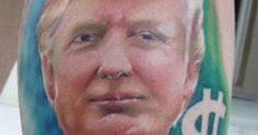 A Donald Trump Tattoo? 6 Wild Republican Tattoos Inked on Trump Supporters  As…