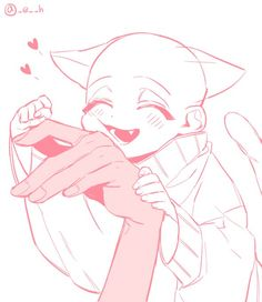 cute drawings of animals Drawing Base, Manga Drawing, Drawing Sketches, Drawing Tips, Anime Poses Reference, Hand Reference, Figure Drawing Reference, Drawing Templates, Drawing Expressions