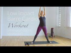 Low Impact Beginner Barre Cardio Workout   Nourish Move Love