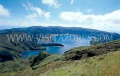 Fogo Lake, Sao Miguel, Azores, Portugal