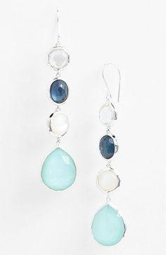Ippolita 4-Stone Drop Earrings $995.0 by nordstrom