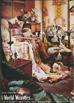 The Apfels of Old World Weavers image via The Peak of Chic® Event Photography, Photography Backdrops, British Colonial Decor, Southern Accents, Rustic Contemporary, Inspired Homes, Old World, Wonders Of The World, Painting