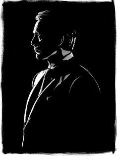 Hannibal by DMThompson.deviantart.com on @DeviantArt