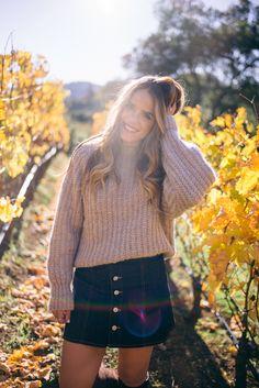 Gal Meets Glam Newton Vineyard Wine Tasting