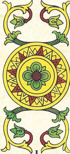 Arcano Menor - Ás de Ouros Carta tarot para 27-11-2014 Hoje o dia é para ser desfrutado ao máximo, tem que aprender a dar valor às coisas que o rodeiam, me