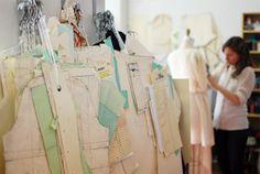 Patterns wall (lauren moffatt studio)