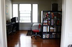 GUEST BEDROOM / HOME OFFICE