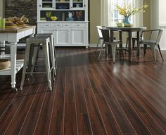 Scarlet Strand Bamboo Laminate - luxurious look at a lower price!
