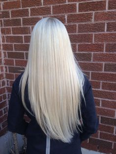 Platinum blonde! Highlites, balayage icey blondes