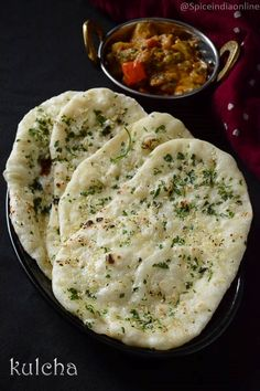 Kulcha- a north indian style flat bread which is often baked in tandoor oven and most sought after main ordered at restaurants. Instead of making the usual chapathi for dinner tried .