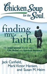 Finding my Faith - Win this on Tales of a Ranting Ginger!