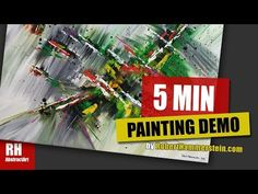 Hi guys, I'm happy to share with you my new painting video. I'm painting abstract art and I use mainly palette knife and a brush. Painting Videos, Feeling Great, Abstract Art, Black White, Feelings, Green, Youtube, Black N White, Black And White