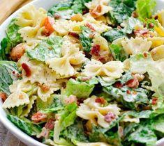 BLT Pasta Salad | Top Recipes Collections
