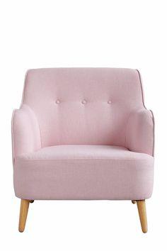 House Doctor Quest fauteuil roze