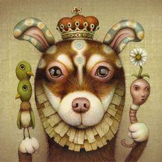 Naoto Hattori Dog King