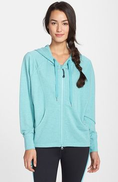 a3072b276968 Zella  Heart  amp  Soul  Zip Hoodie available at  Nordstrom Athletic Gear