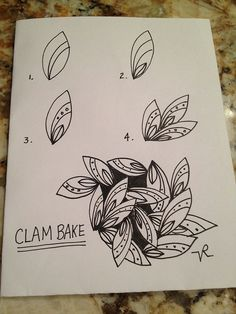 Clam Bake by JustDoodlin, via Flickr