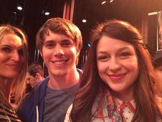 Glee, Melissa Blake, Blake Jenner, Kara Danvers Supergirl, Cutest Couple Ever, Chris Wood, Melissa Benoist, Cute Couples, Selfie