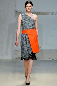 Damir Doma Spring 2014 Ready-to-Wear Collection