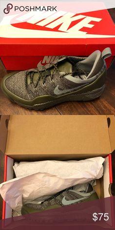 dfb59aa1e Nike Lupinek Flynit Low Green Never worn