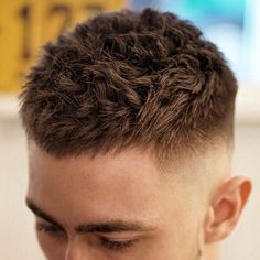 Short Crop for Thick Hair http://www.99wtf.net/men/mens-hairstyles/classic-men-hairstyles-that-fashion/