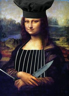 Mona Cocinera Mona Chef of cusine Best Chef ever  epic   >8)))))