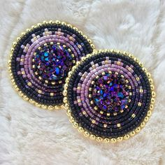 >>Read more about gutter water catcher. Check the webpage for more information~~ The web presence is worth checking out. Beaded Earrings Native, Beaded Earrings Patterns, Native Beadwork, Native American Beadwork, Seed Bead Earrings, Native American Jewelry, Bead Embroidery Jewelry, Beaded Embroidery, Beaded Jewelry