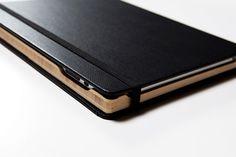 Moleskine iPad cover