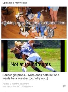 Soccer girl probs haha that's pretty funny. Soccer Girl Probs, Girls Soccer, Play Soccer, Soccer Stuff, Soccer Tips, Nike Soccer, Soccer Cleats, Soccer Art, Soccer Drills