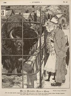 Jugend Zeitschrift Nr. 48, 1899