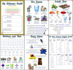 Lithuanian/English EAL Welcome Book 16 page book containing first phrases and vocabulary in both English and Lithuanian. Includes 4 pages of independent writing activities with dual language instructions. More languages coming soon.