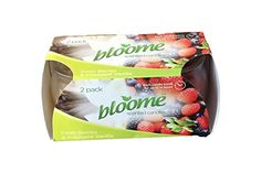 very good candles  Bloome Scented Candles (Fresh Berrries and Indulgent Vanilla) Twin Pack