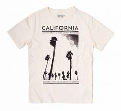 California Tee - MEN - Tees & Tanks - Lightning Bolt