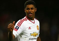 'Manchester United star Marcus Rashford scored 12 goals in one game'