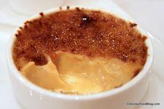 Apple Cinnamon Crème Brûlée at California Grill at Disney's Contemporary Resort #Disney #DisneyFood