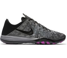 quality design 39783 d1979 Nike - Free TR 6 Metallic women s training shoes (silver black)