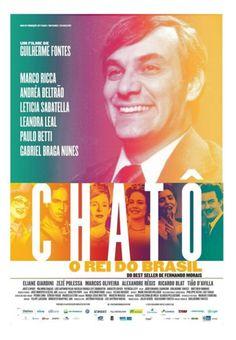 Chatô: O Rei do Brasil, 2015.
