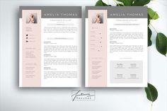 20 Diseños de Plantillas de Curriculum - AV0.info