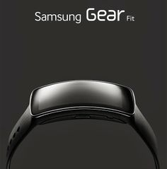 Samsung Unveiled Galaxy Gear Fit With Health-related Sensors / TechNews24h
