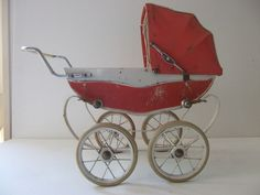 Image result for antique dolls pram