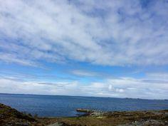 Океан в Норвегии