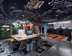 Mama Shelter Lyon | Design rooms & restaurants by Starck « Mama Shelter